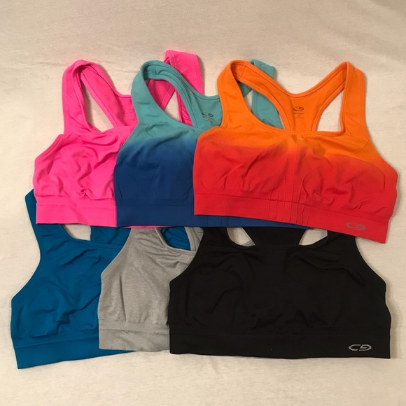 118a401925f8a Champion Other - C9 Champion Seamless Racerback Sports Bras
